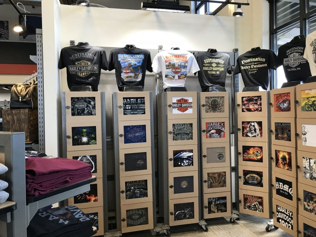 Destination Harley Retail TShirts