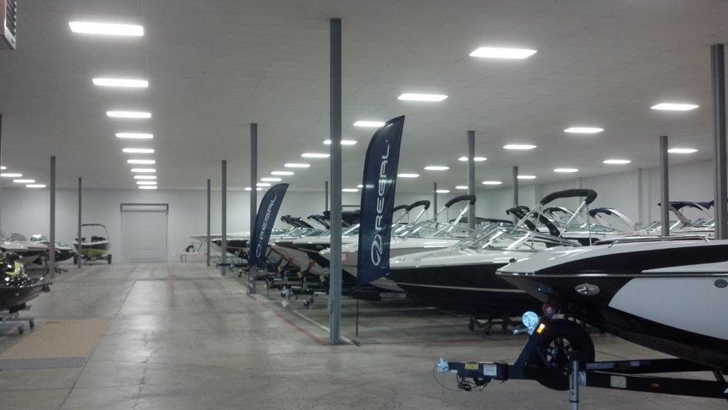 Larson Power Sports Boats
